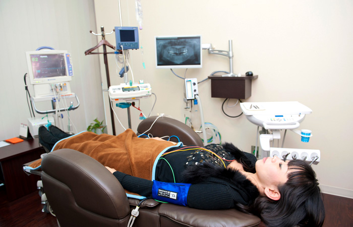静脈内鎮静法・静脈麻酔法